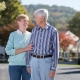 retirement-community-couple-walking-exterior