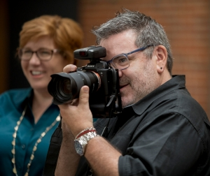 Commercial and Industrial Photographer Michael LoBiondo and Producer Anne LoBiondo
